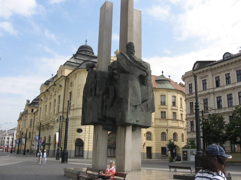 Memorial for National heroes