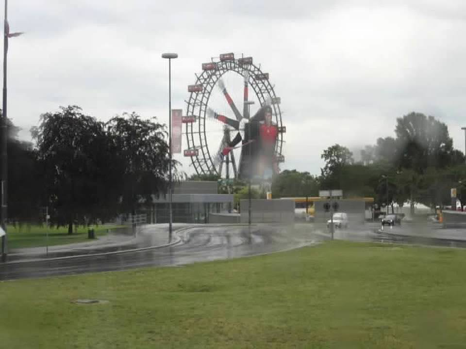 Giant Ferris Wheel Viena